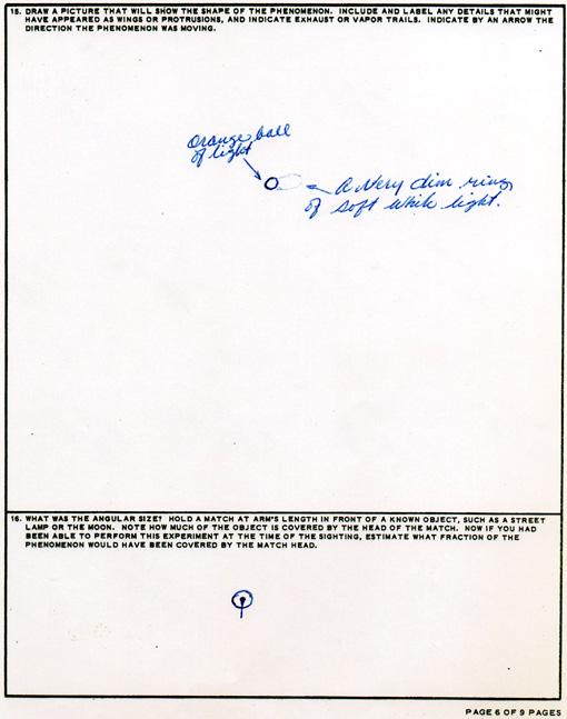Maj. John Partin's Drawings