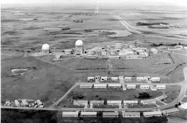 Minot Air Force Station