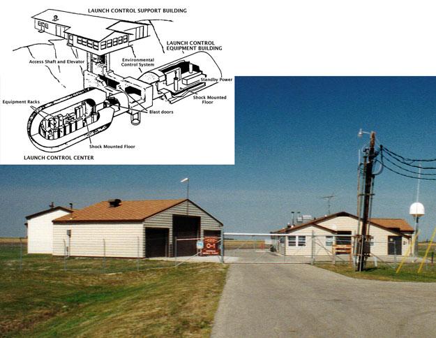 Oscar-1 Launch Control Facility