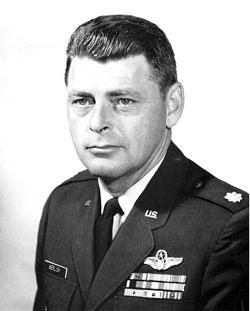 Lt. Col. Arthur Werlich