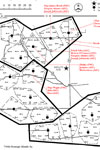 Minot AFB Case Maps